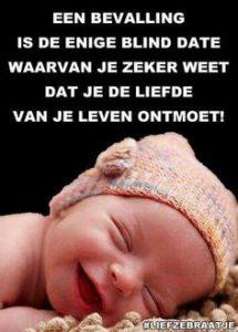 bevallen geboorte Nijmegen zwanger